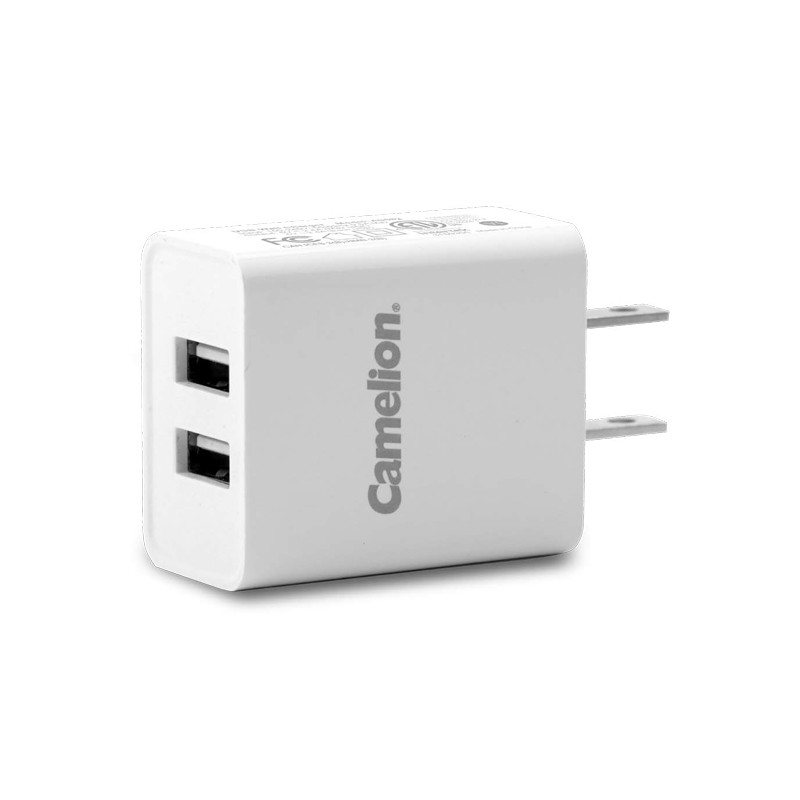 AD582  2.4A+2.4A USB Wall Charger