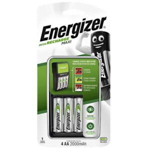 Energizer Maxi Charger (CHVCM4) for AA / AAA